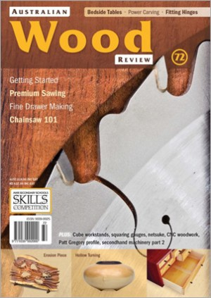 Australian Wood Review Back Issue 72