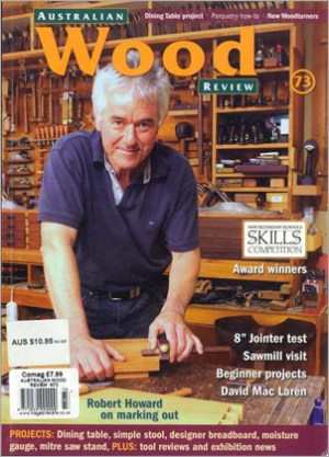 Australian Wood Review Back Issue 73