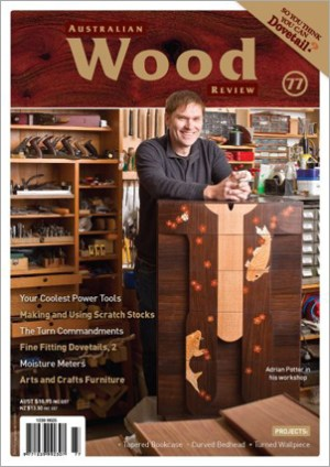 Australian Wood Review Back Issue 77
