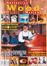 Australian Wood Review Back Issue 32