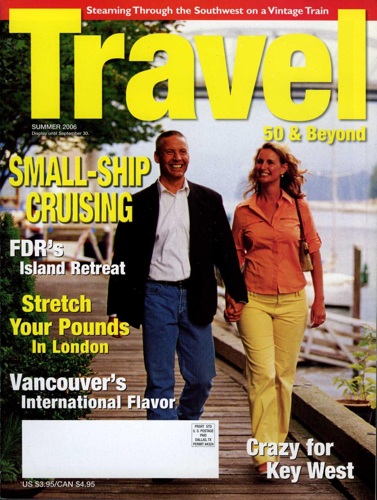 TFB_COVER_Summer 2006_Small-Ship Cruising