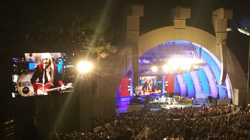 Tom Petty's last show