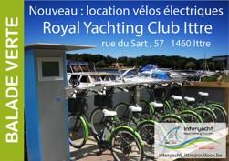 Nouveau : Vélos électriques à louer