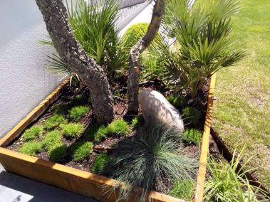 jardin acero corten 1