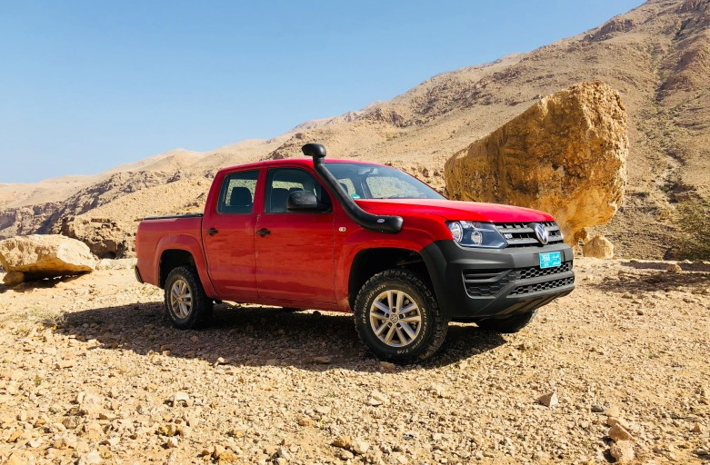 Local service partner of the VW Amarok Adventure Tour 2018