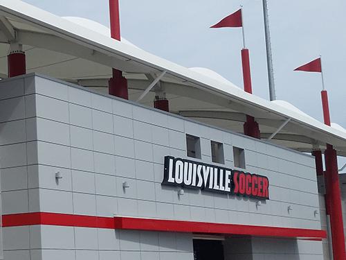 Louisville Men's Soccer Stadium