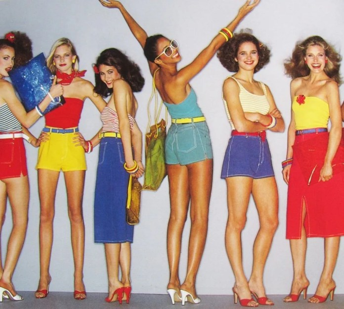 80s Fashion for Women - Top Styles and Trends   In the 1980s