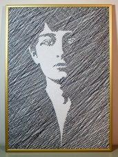 Camille Claudel 50x35 cm