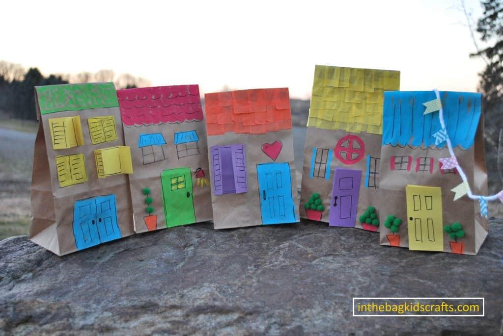 paper bag village