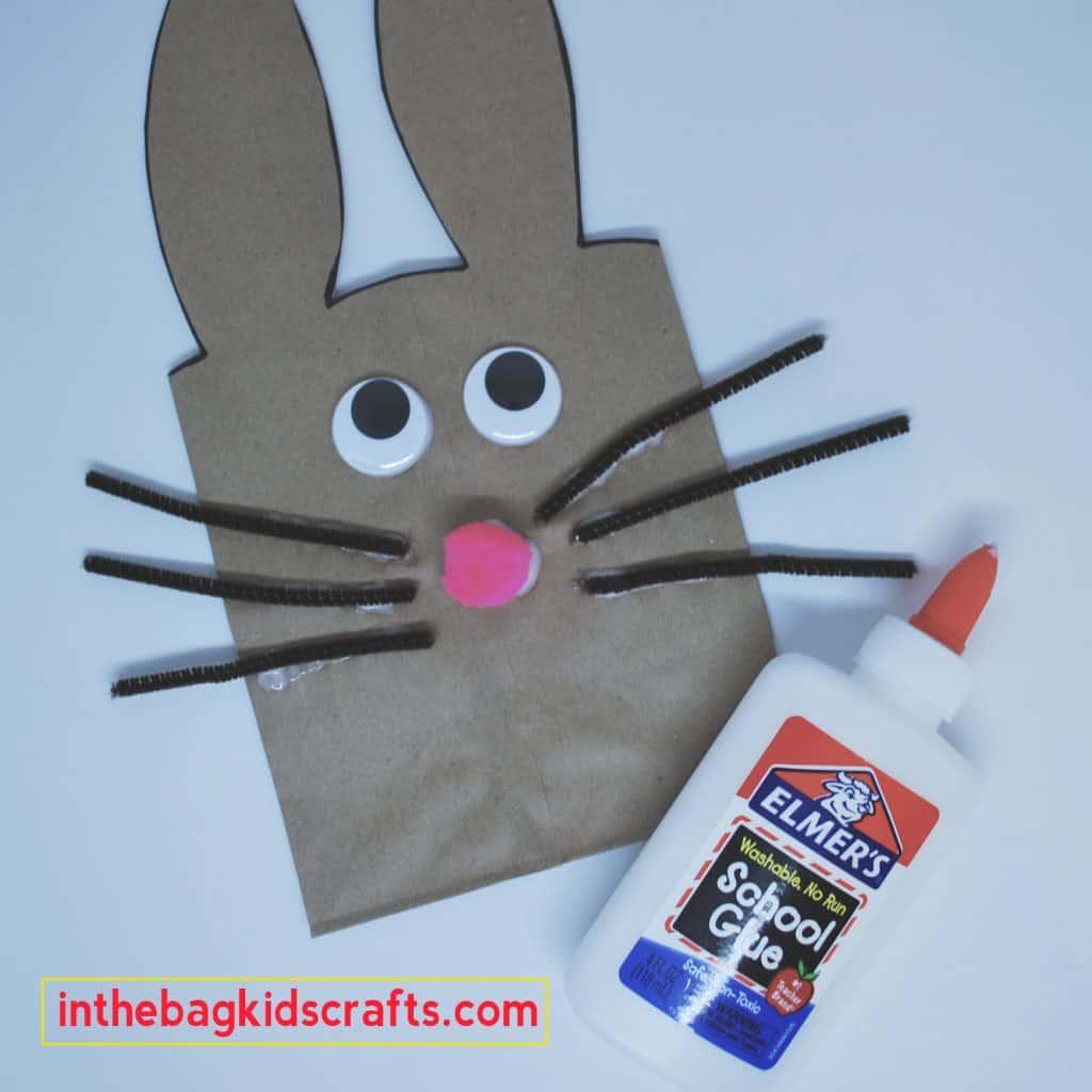Bunny Gift Bag Step 3