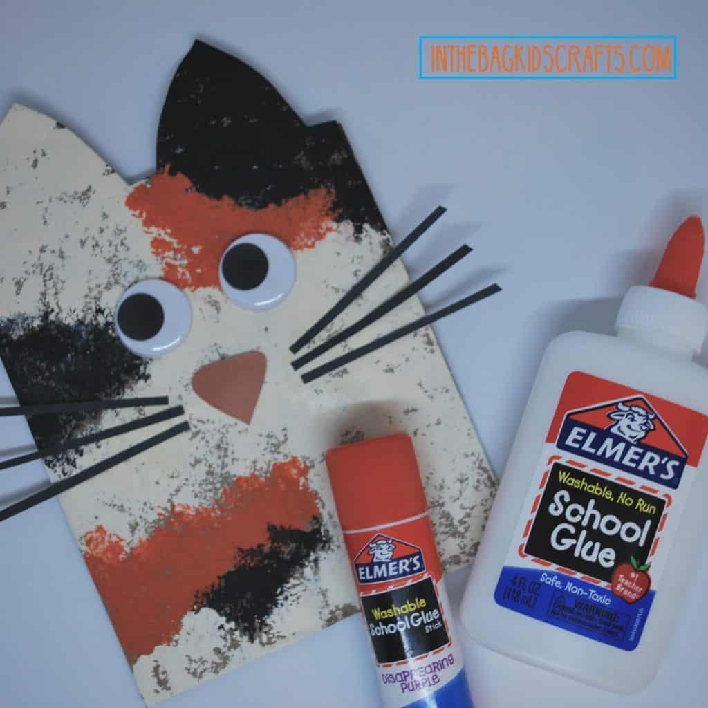 Cat Gift Bag Step 4
