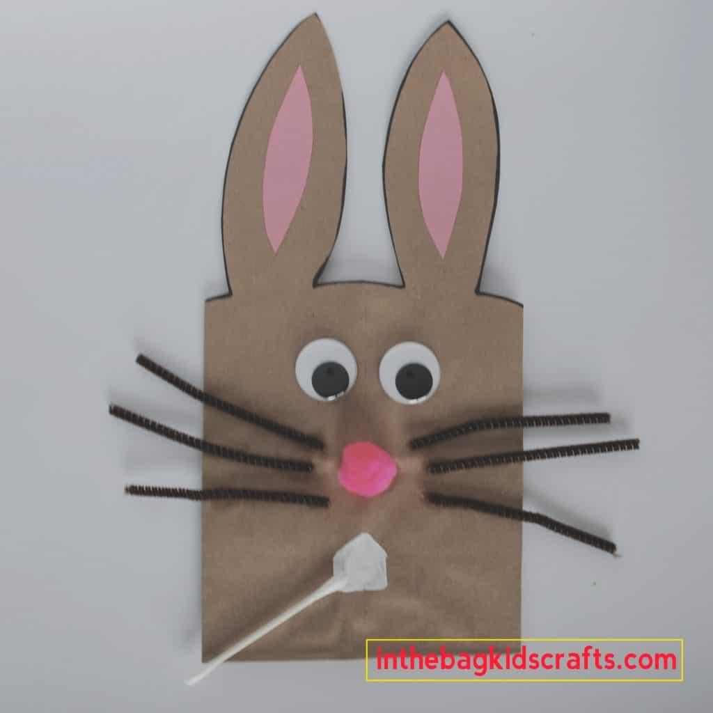 Bunny Gift Bag Step 5
