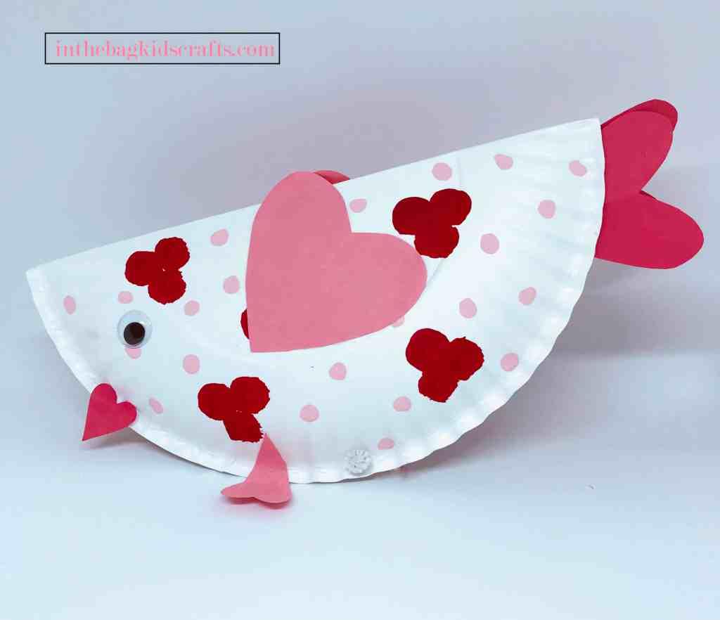 Easy Kids' Craft Rocking Love Bird