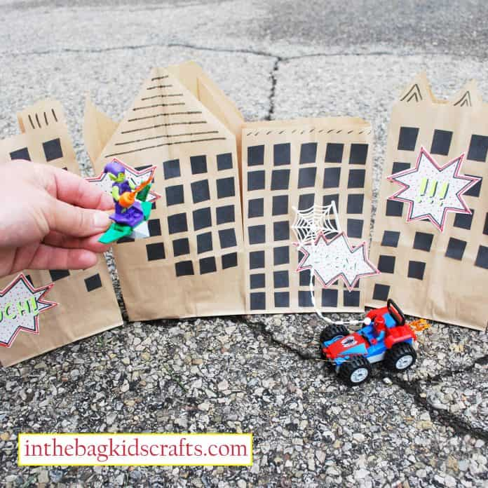 Paper Bag City Craft