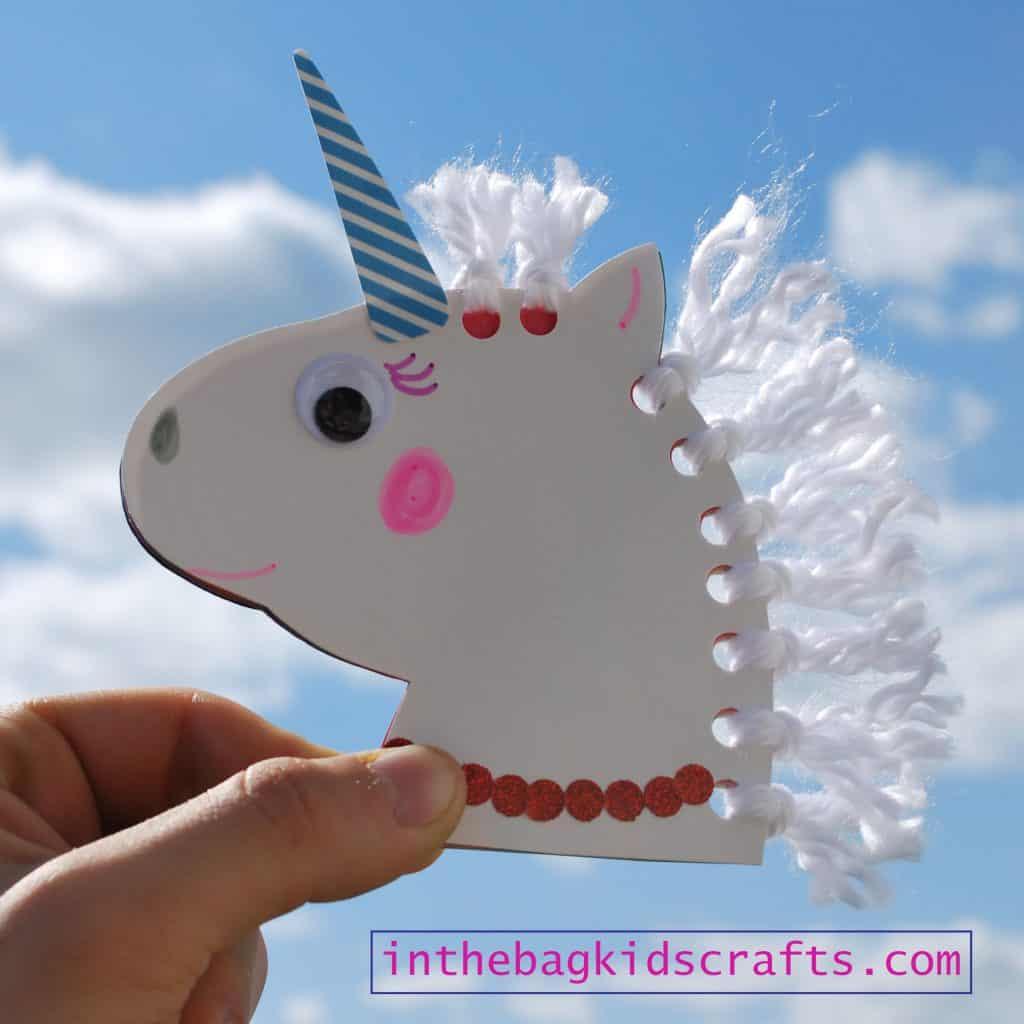 unicorn kids craft