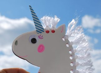 unicorn kids craft
