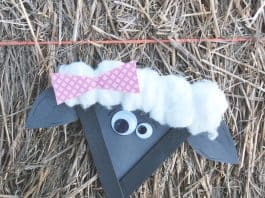 sheep kids craft