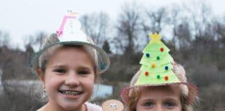 HOW TO MAKE CHRISTMAS HATS