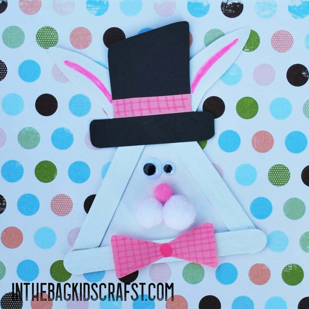 EASTER CRAFTS IDEAS EASTER BUNNY