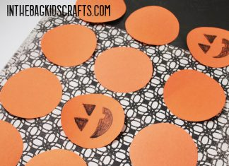 pumpkin kids activity