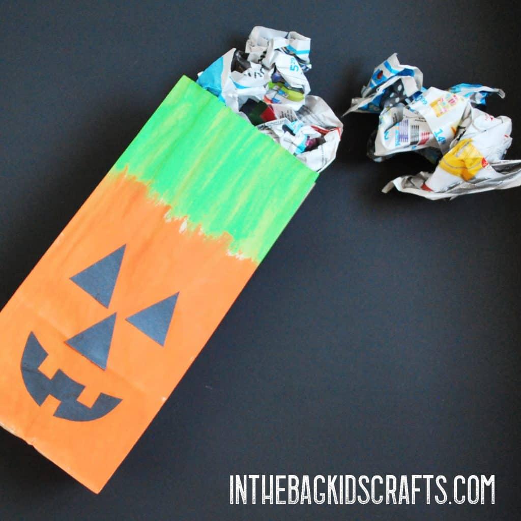 Halloween Target Games Jack-o-Lanterns step 4