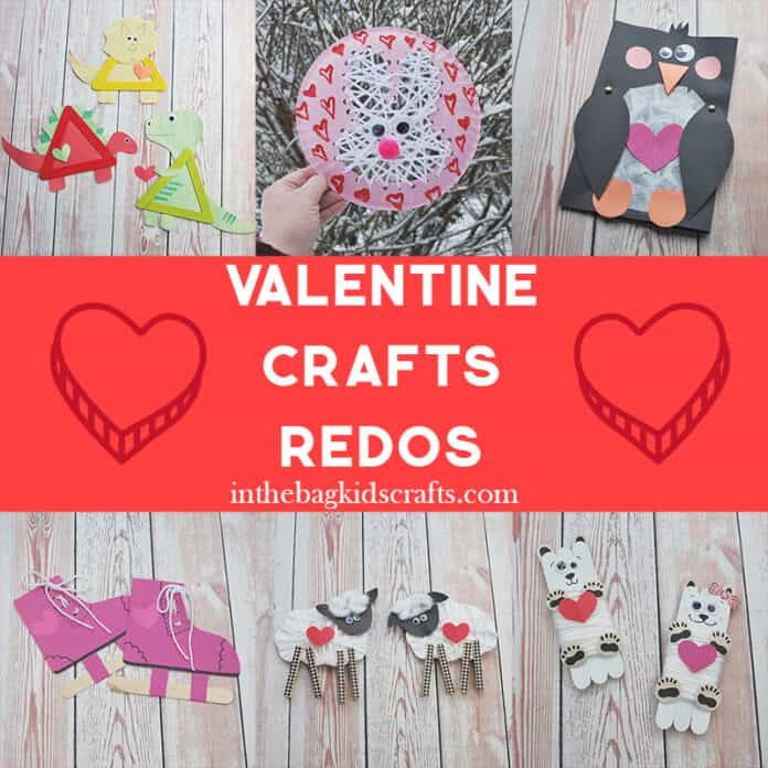 Valentine Crafts for Kids Collection