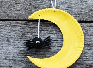 bat kids' craft