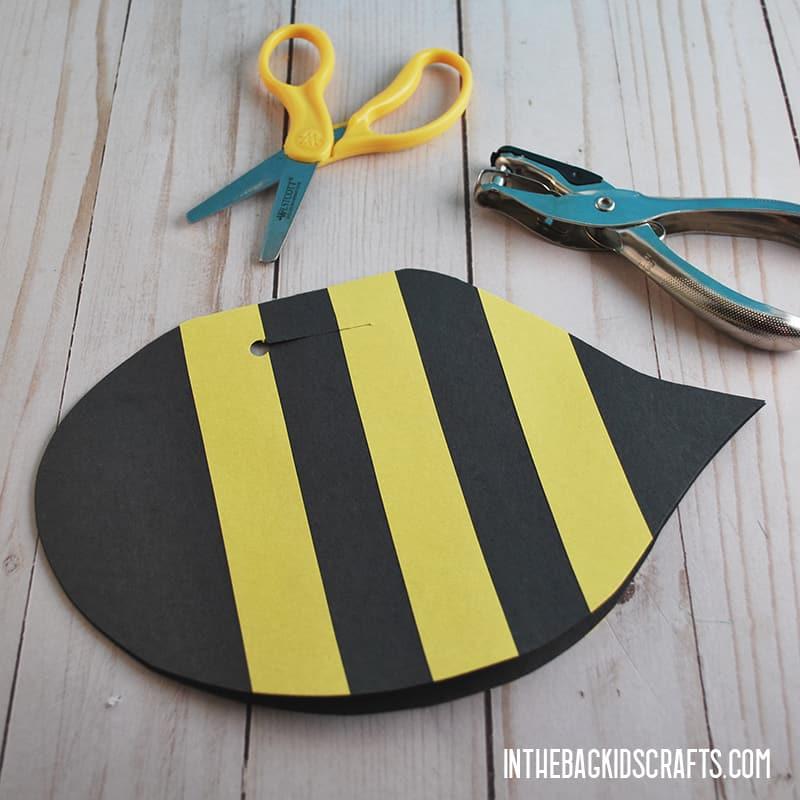 BEE CRAFT STEP 4
