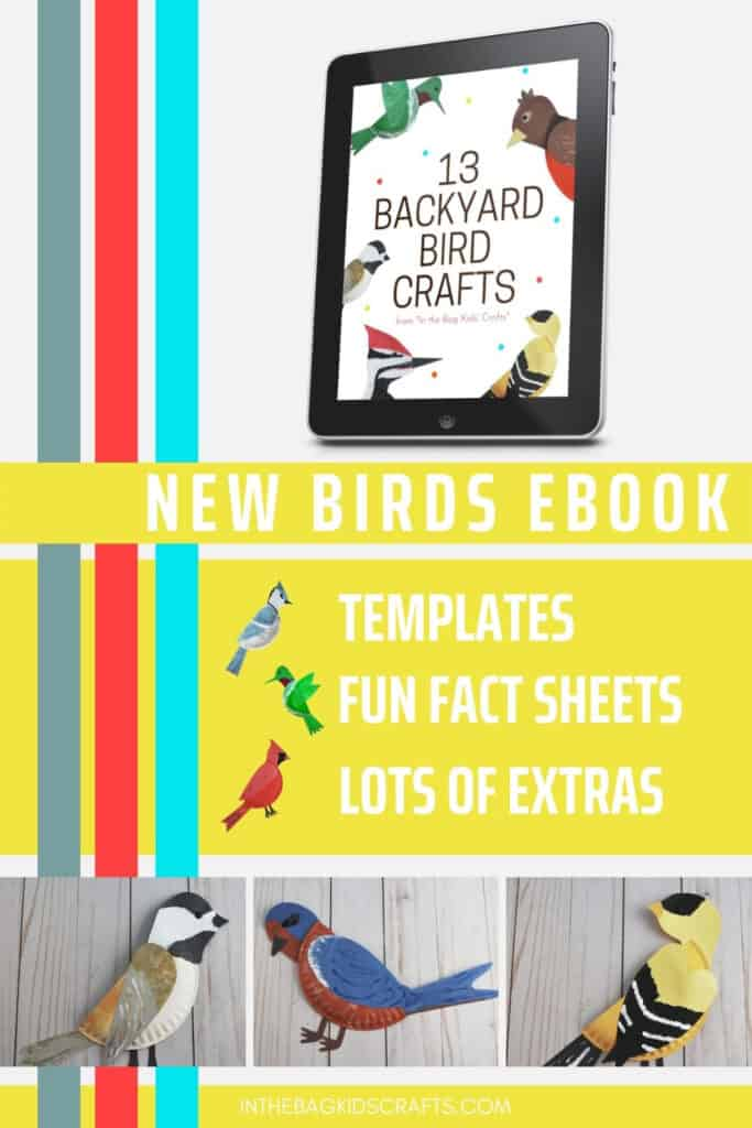 Paper Plate Bird Crafts for Kids