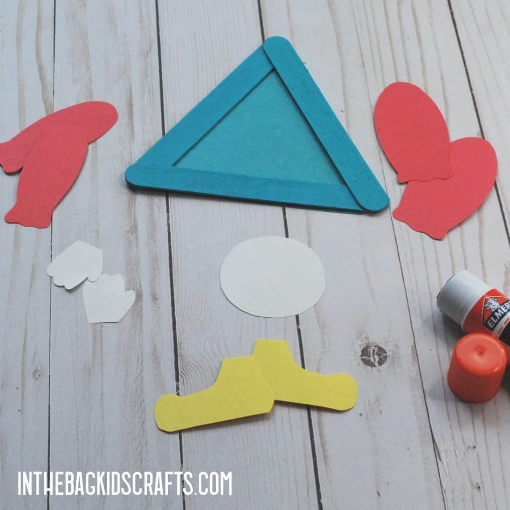circus clown components