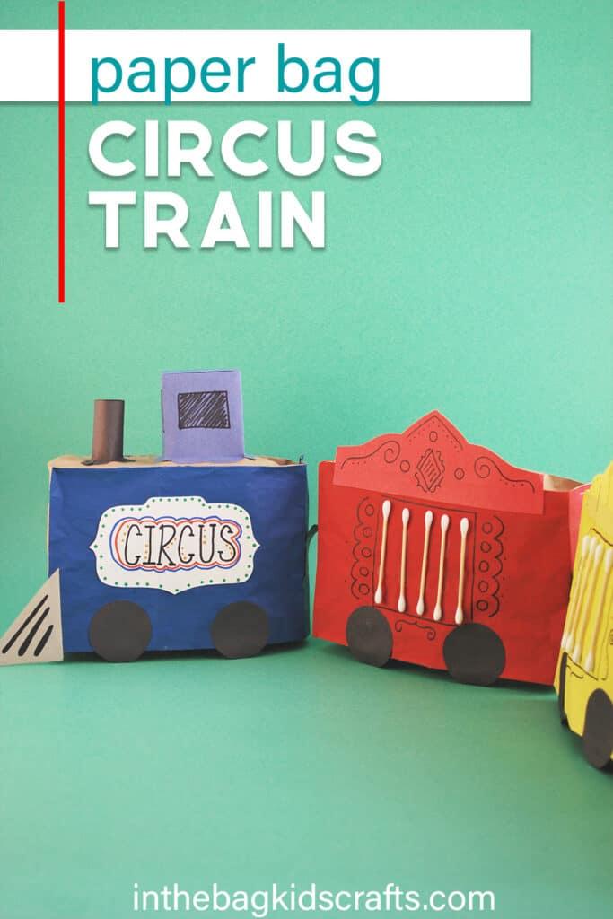 CIRCUS TRAIN CRAFT