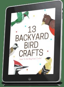 backyard bird crafts ebook