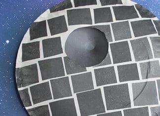 STAR WARS PAPER CRAFTS FOR KIDS
