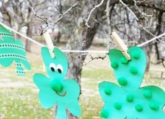 st. patrick's day kids' craft