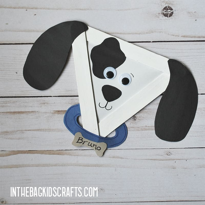 PET CRAFTS DOG