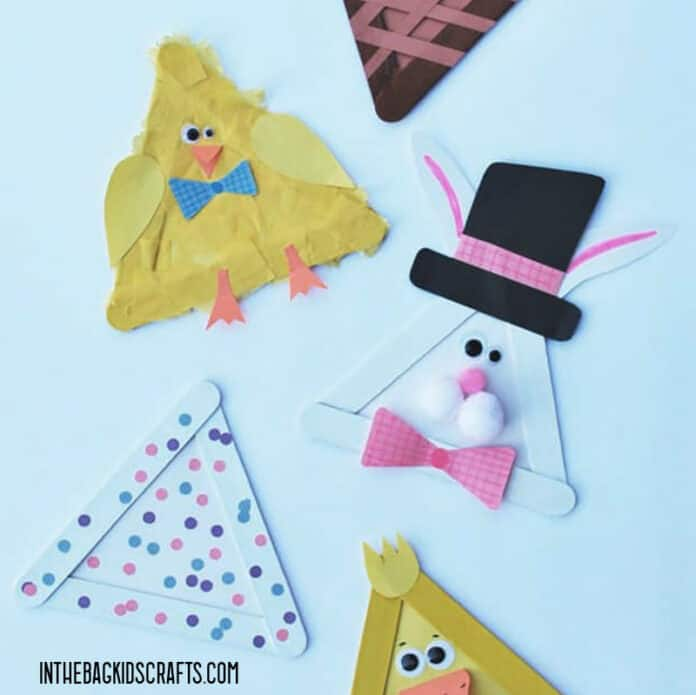 EASTER CRAFTS IDEAS FEATURED IMAGE