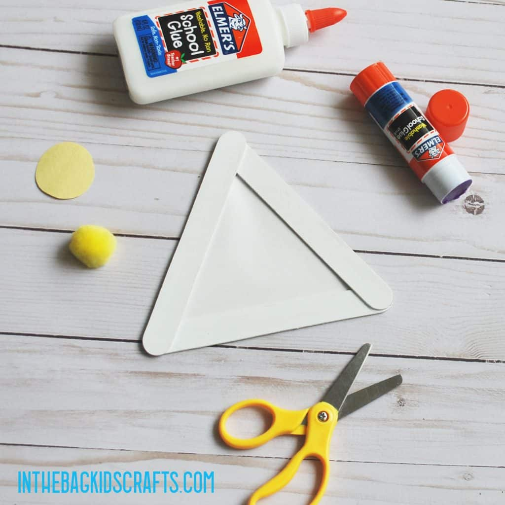 PAPER FOOD CRAFT EGG