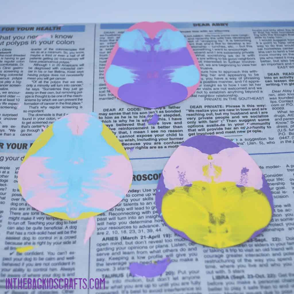 Warshak style Easter eggs