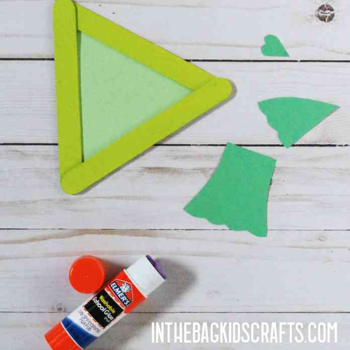 FISH CRAFT FOR KIDS STEP 4