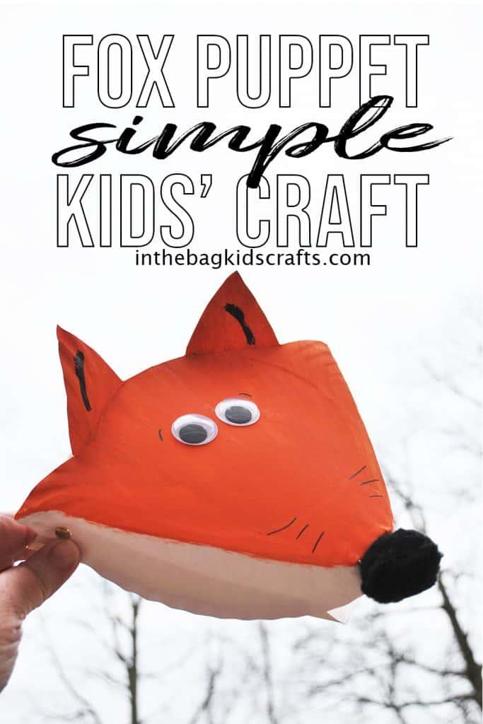 paper fox craft