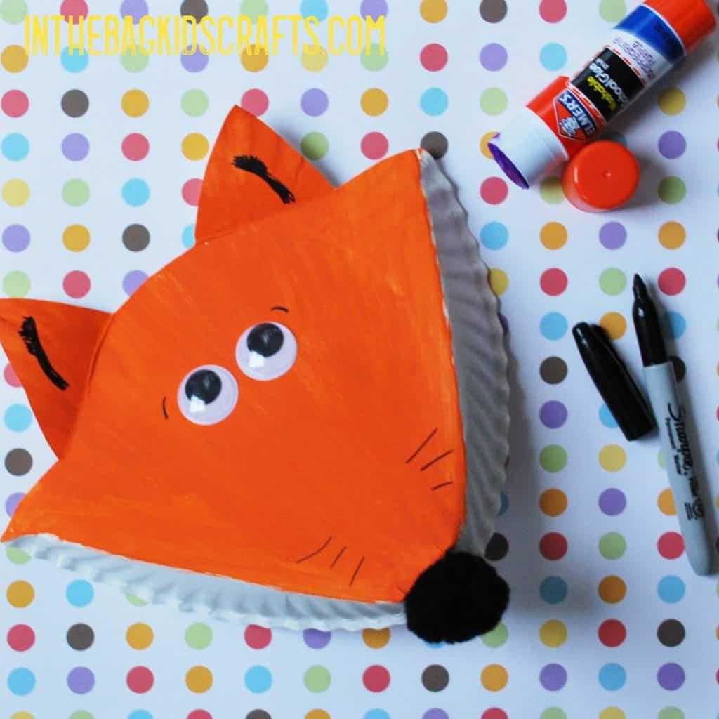 fox puppet step 3