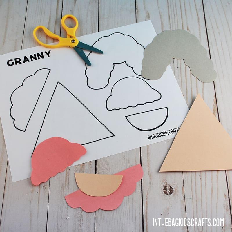 GRANNY CRAFT STEP 3
