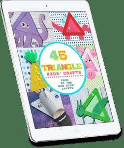 triangle crafts ebook rendering