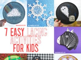 Lacing Activities Featured image