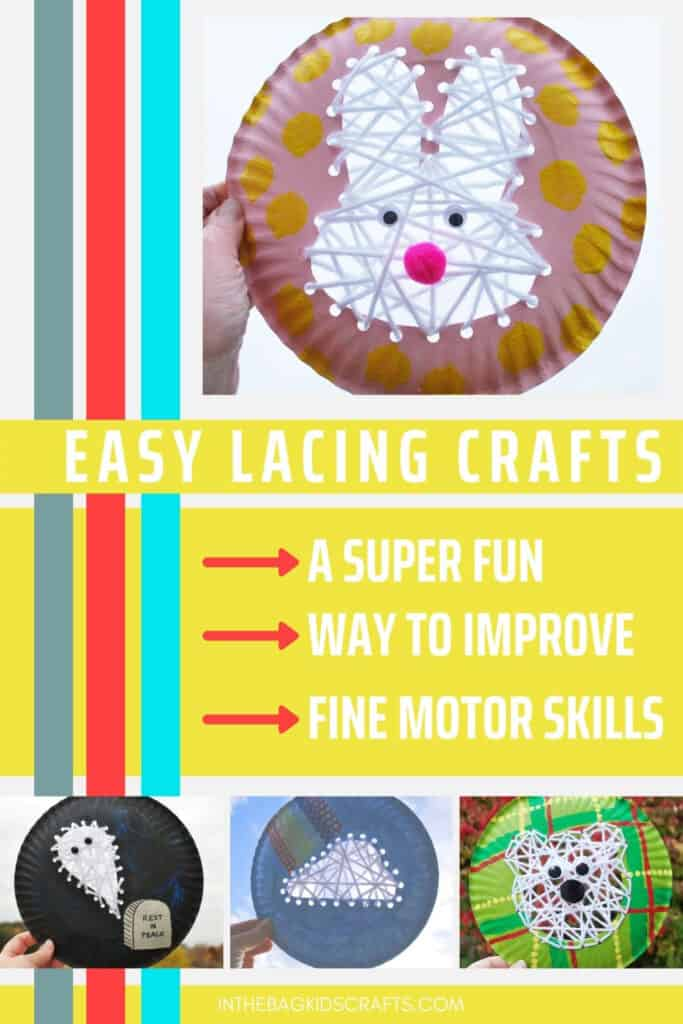 Lacing Activities for Kids