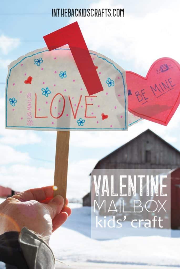 Valentine Kids Craft