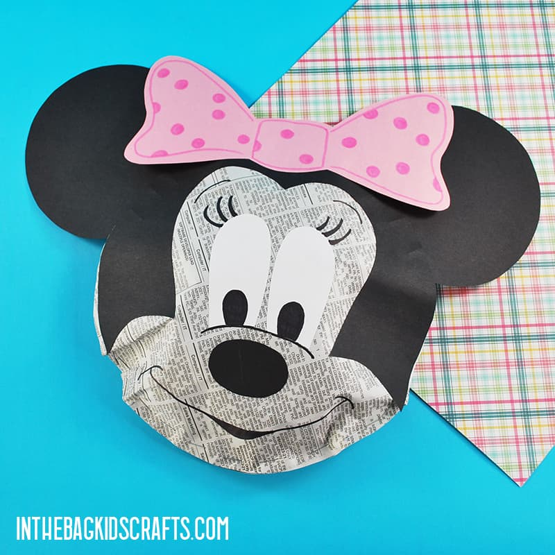 MINNIE MOUSE CRAFT