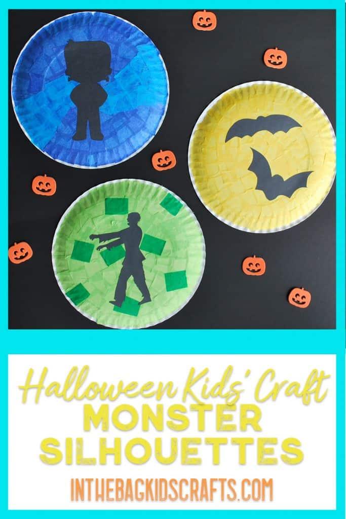 halloween monster craft