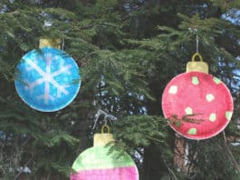 PRESCHOOL CHRISTMAS CRAFTS ORNAMENTS