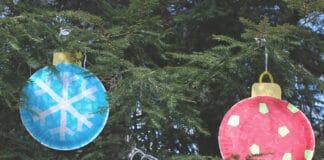 PRESCHOOL CHRISTMAS CRAFTS ORNAMENTS